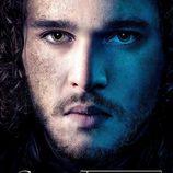 Jon Nieve en el póster promocional de la tercera temporada de 'Juego de tronos'