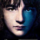 Bran Stark en el póster promocional de la tercera temporada de 'Juego de tronos'