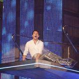 Arturo Valls como una sirena en 'Splash! Famosos al agua'