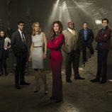 Elenco de la tercera temporada 'El cuerpo del delito'