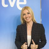 Cayetana Guillén Cuervo, presentadora de '¡Atención Obras!'