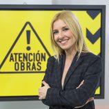 Cayetana Guillén Cuervo tiene un nuevo programa, '¡Atención Obras!'