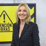 Cayetana Guillén Cuervo presentará: '¡Atención Obras!'