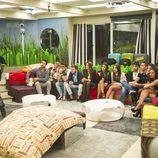 Mercedes Milá anuncia a Danny su expulsión de 'Gran Hermano catorce'