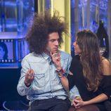 Kristian y Sonia se reencuentran después de una semana en 'Gran Hermano catorce'