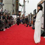 Lena Headey en la premiere de la tercera temporada de 'Juego de tronos'
