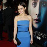 Emilia Clarke en la premiere de la tercera temporada de 'Juego de tronos'