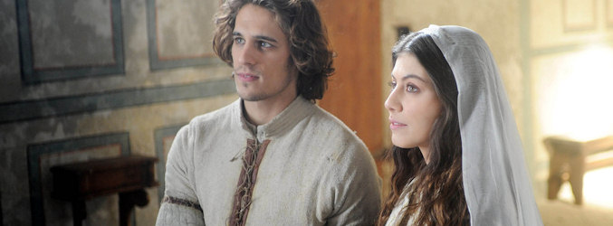 Martín Rivas y Alessandra Mastronardi protagonizan la TV movie 'Romeo y Julieta'
