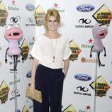 Adriana Abenia en la fiesta de los mil programas de 'El Hormiguero'