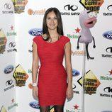 Paula Prendes en la fiesta de los mil programas de 'El Hormiguero'