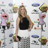Anna Simon en la fiesta de los mil programas de 'El Hormiguero'