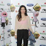 Nuria Roca en la fiesta de los mil programas de 'El Hormiguero'