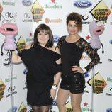 Loles León celebrando los mil programas de 'El Hormiguero'