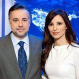 Jenaro Castro y Olga Lambea, 'Informe semanal'