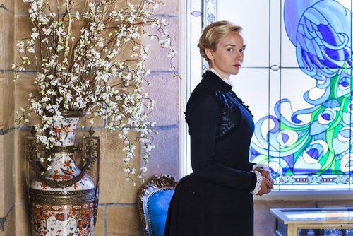 Joanna Vanderham en 'Galerías Paradise'