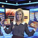La presentadora de 'Money Time', Luján Argüelles