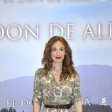 Marta Aledo, actriz de 'El don de Alba'