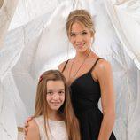 Alicia y Alba, personajes de 'El don de Alba'