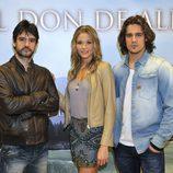 Antonio Hortelano, Patricia Montero y Martín Rivas participan en 'El don de Alba'