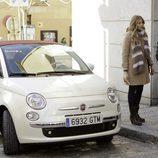 Alba, en el primer episodio de la nueva serie de Telecinco