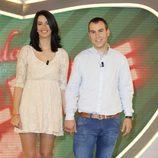 Carolina Sáez y Cristian Sánchez, primeros contrayentes de 'Las bodas de Sálvame'