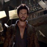 Tom Riley es Leonardo da Vinci, en 'Da Vinci's Demons'