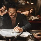 Tom Riley encarna al protagonista de 'Da Vinci's Demons'