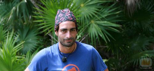 Fran Costa, concursante de 'Desafío en el abismo'