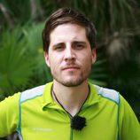 Pablo Ruiz, concursante de 'Desafío en el abismo'