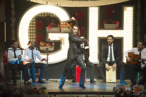 Pepe Flores inaugura la Feria de Abril en 'Gran Hermano catorce'