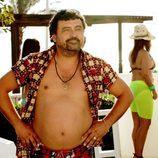 Paco Tous, en la segunda temporada de 'Con el culo al aire'