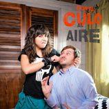 Raúl Arévalo y Carmen Ruiz, en 'Con el culo al aire'