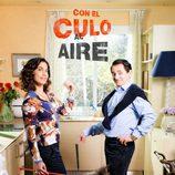 Iñaki Miramón y Toni Acosta, en 'Con el culo al aire'