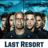 Cartel promocional de 'Last Resort'