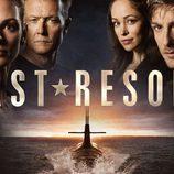 El reparto de 'Last Resort' unido en el cartel promocional