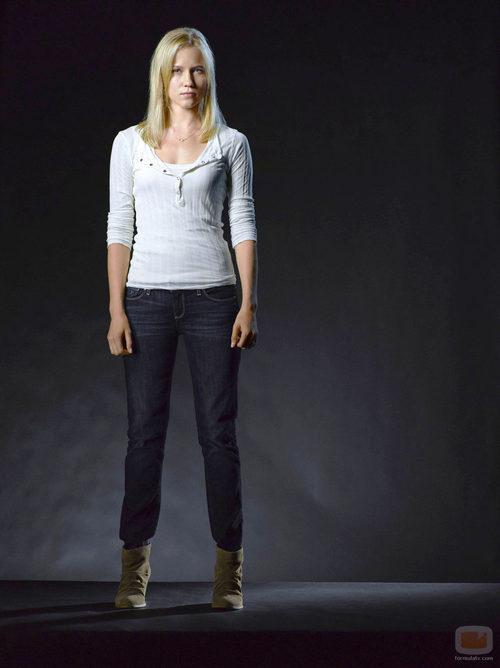 Jessy Schram es Christine Kendal en 'Last Resort'