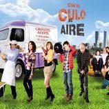 Foto promocional de la segunda temporada de 'Con el culo al aire'
