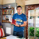 Javier Antón es Roberto en la segunda temporada de 'Con el culo al aire'