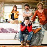 Personajes de la segunda temporada de 'Con el culo al aire'