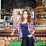 Hiba Abouk es Candela en 'Con el culo al aire'