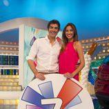 Jorge y Paloma, en el especial del séptimo aniversario del programa