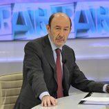 Alfredo Pérez Rubalcaba en 'El programa de Ana Rosa'