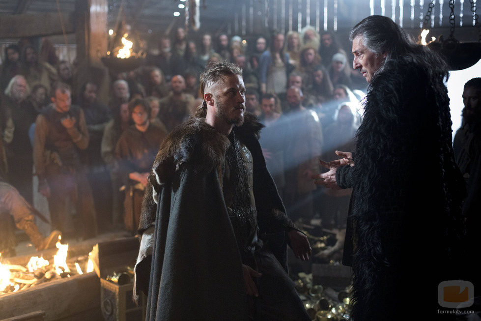 Imagen promocional de 'Vikingos'