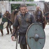 Travis Fimmel, guerrero nórdico en 'Vikingos'