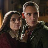 Doña Sofía Reverte y su hijo Daniel juntos en el nuevo capítulo de 'Gran Reserva'