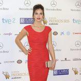 Paula Prendes en los Premios Iris 2013