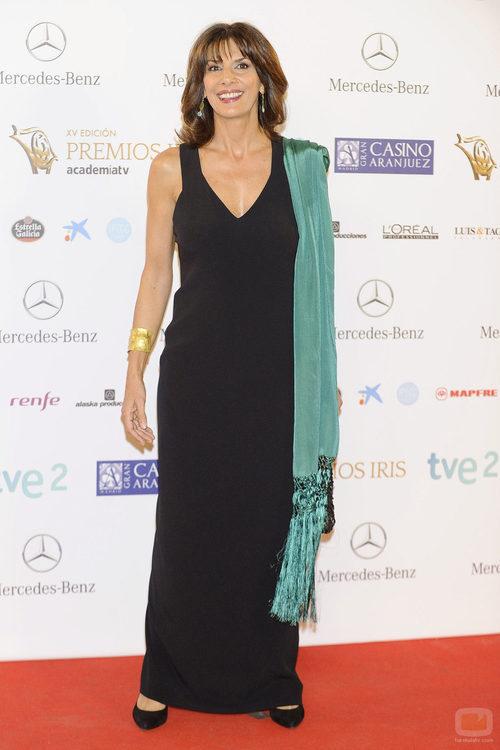 Pastora Vega en los Premios Iris 2013