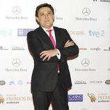 Mariano Peña en los Premios Iris 2013