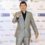 Manel Fuentes en los Premios Iris 2013