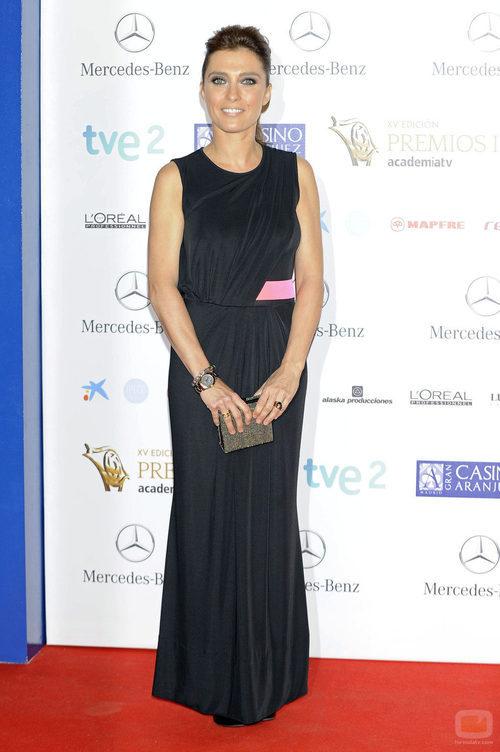 Helena Resano en los Premios Iris 2013